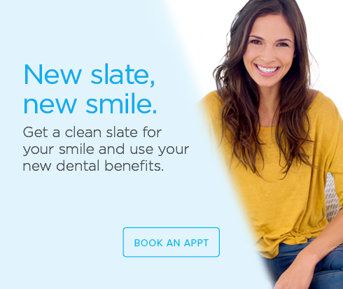 Camino Dental Group - New Year, New Dental Benefits
