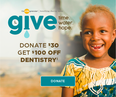 Donate $30, Get $100 Off Dentistry - Camino Dental Group